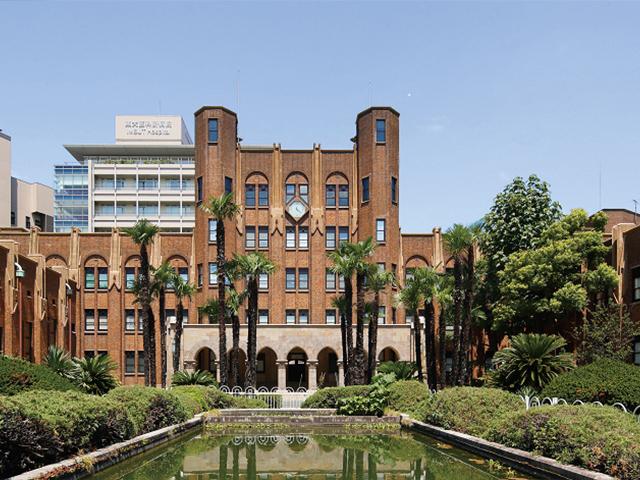 東京大学医療学研究所付属病院